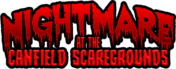 Nightmare at the canfield Scaregrounds